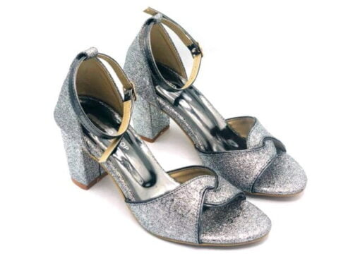 Fancy Wedding Heels for Girls