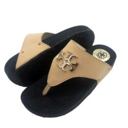 Leather Fitflop