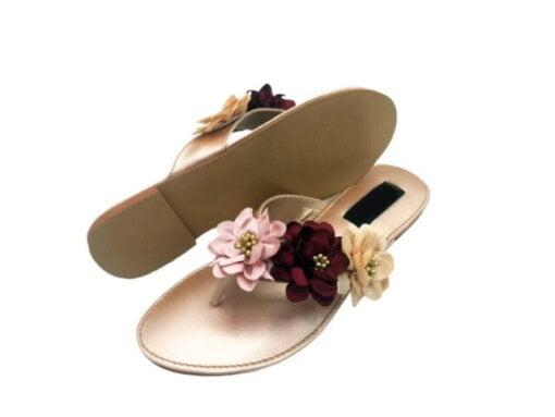Stylo Flower Slippers