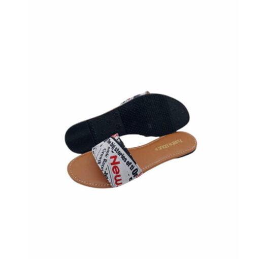 Digital Print ECS Slippers for Girls